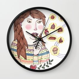Why Can't I Quit You? Wall Clock