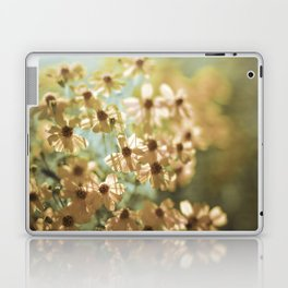 I live in the springtime Laptop & iPad Skin