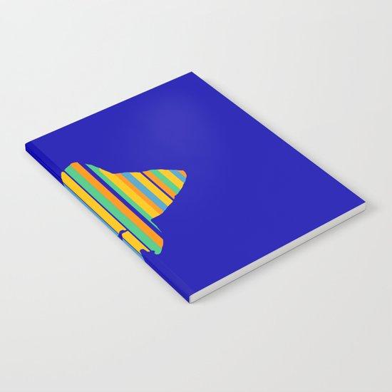 Goldfish Stripes Notebook