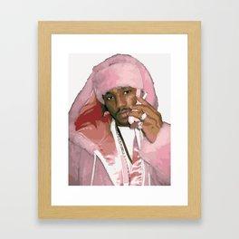 Killa Cam Framed Art Print