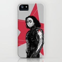 Winter S. Derek  iPhone Case