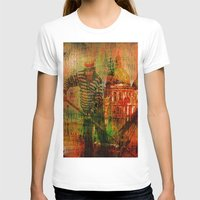 venice T-shirts featuring Venice by Ganech joe