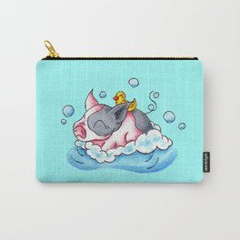 Bath Time! Carry-All Pouch