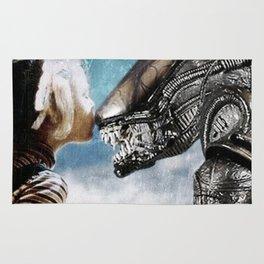 Alien Kiss Rug