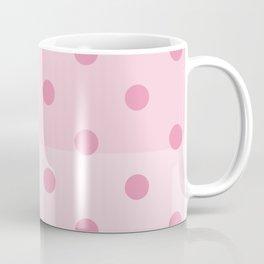 Total pink dots pattern Coffee Mug