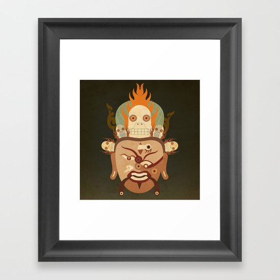 Gonyang Framed Art Print