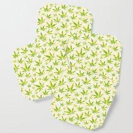 Weed OG Kush Pattern Coaster