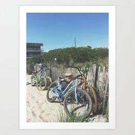 The Cape Art Print