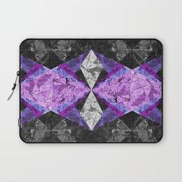 Marble Geometric Background G433 Laptop Sleeve