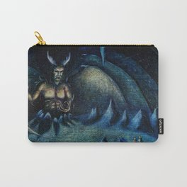 In Hell Carry-All Pouch