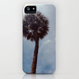 Dandelion Palm iPhone Case