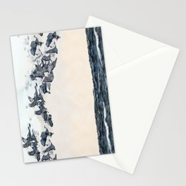 Old men should be explorers Stationery Cards