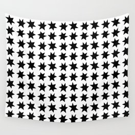 Magical stars Wall Tapestry