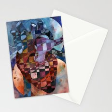 Total Eclipse Stationery Cards
