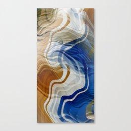 Sub Space Canvas Print
