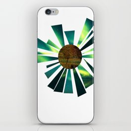 Hello Earth iPhone Skin
