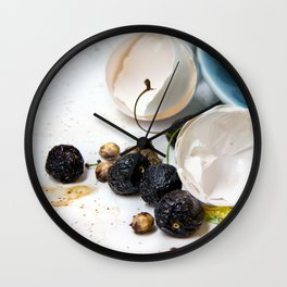 216 Placer St. Wall Clock