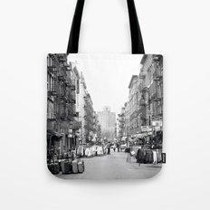 Lower East Side Market Tote Bag