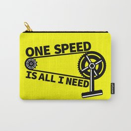 Single Speed Bike Carry-All Pouch