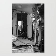 Doorway to Oblivion  Canvas Print