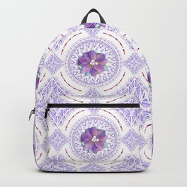 Victorian Flowers Backpack
