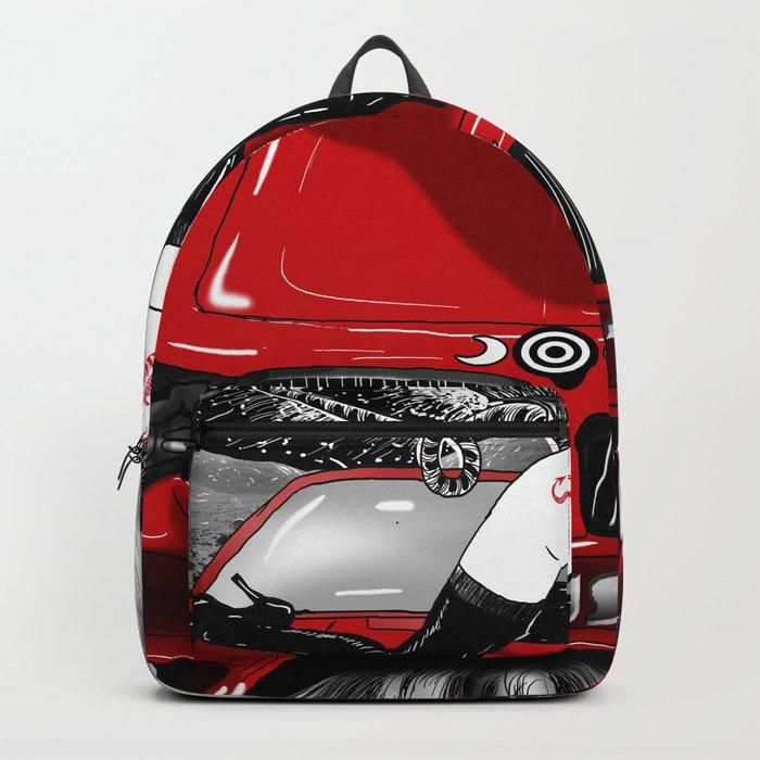 Uranus 777 Backpack