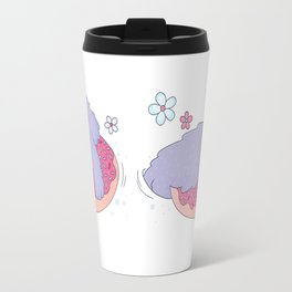 Donut King Travel Mug