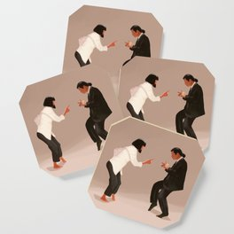 Pulp Fiction Twist Coaster