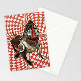 Robotic Stationery Cards
