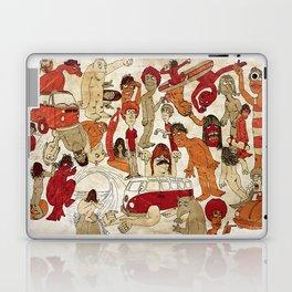Go Longboard Vintage Laptop & iPad Skin
