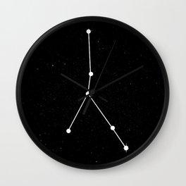 CANCER (BLACK & WHITE) Wall Clock