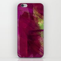 "girly iPhone & iPod Skins featuring ""Girly"" by hayleytheartist"