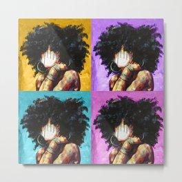 Naturally II Colors Metal Print