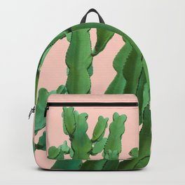 Italian Peach Cactus Backpack