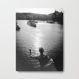 Urban Photograph - Prague, 22. Metal Print