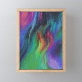 Primordial Light Framed Mini Art Print