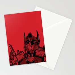 Transformers: Optimus Prime Stationery Cards
