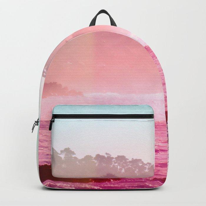Summer on the Coast Backpack