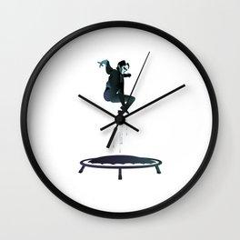 The secret of Trinity Wall Clock