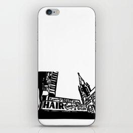 Bushwick Ave Brooklyn iPhone Skin