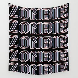 Zombie Wall Tapestry