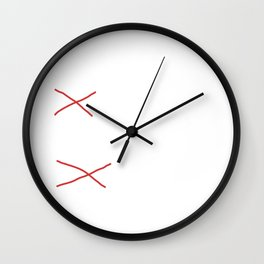 Law School Student design Wall Clock