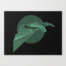 Chiroptera, bat, murciélago Canvas Print