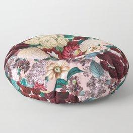 Summer Botanical Garden XII Floor Pillow