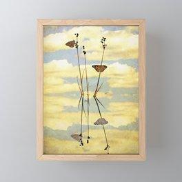 Butterfly Dreams Framed Mini Art Print