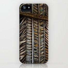 Thatched  iPhone Case