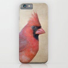 The Red Cardinal Slim Case iPhone 6s