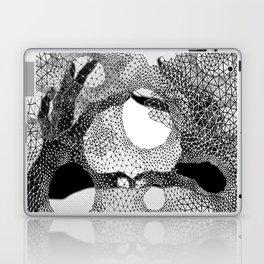 Kosmos Black&White Laptop & iPad Skin