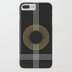 GUITAR IN ABSTRACT (geometric art deco) iPhone 7 Plus Slim Case