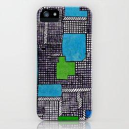 Blokz 4 iPhone Case